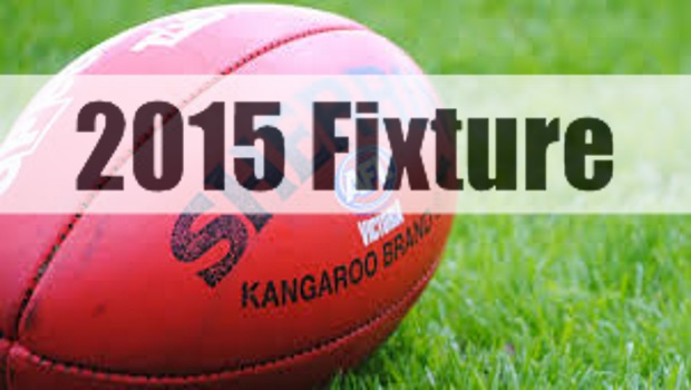 The 2015 NFL Fixture now available