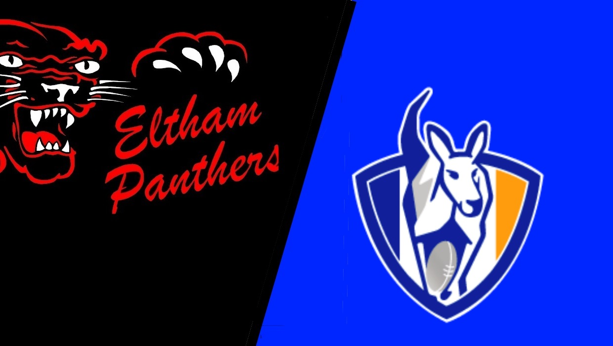 Eltham v Macleod at Panther Place- Three Big Games