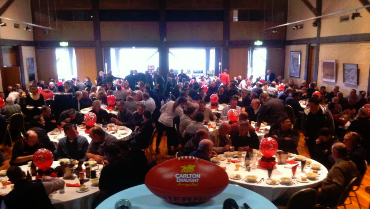 2015 1st President's Lunch wrap-up