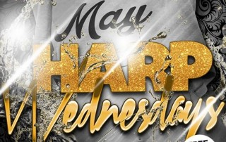 Harp May Wednesday