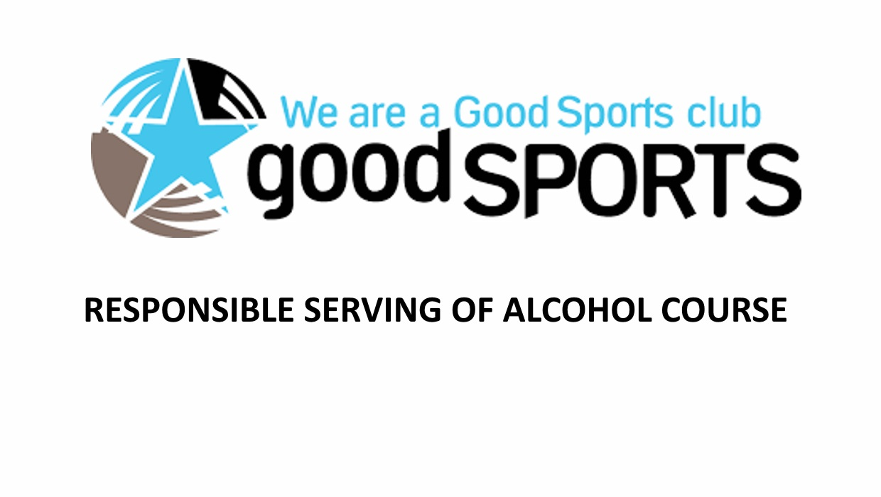 Responsible Service of Alcohol Course at Eltham